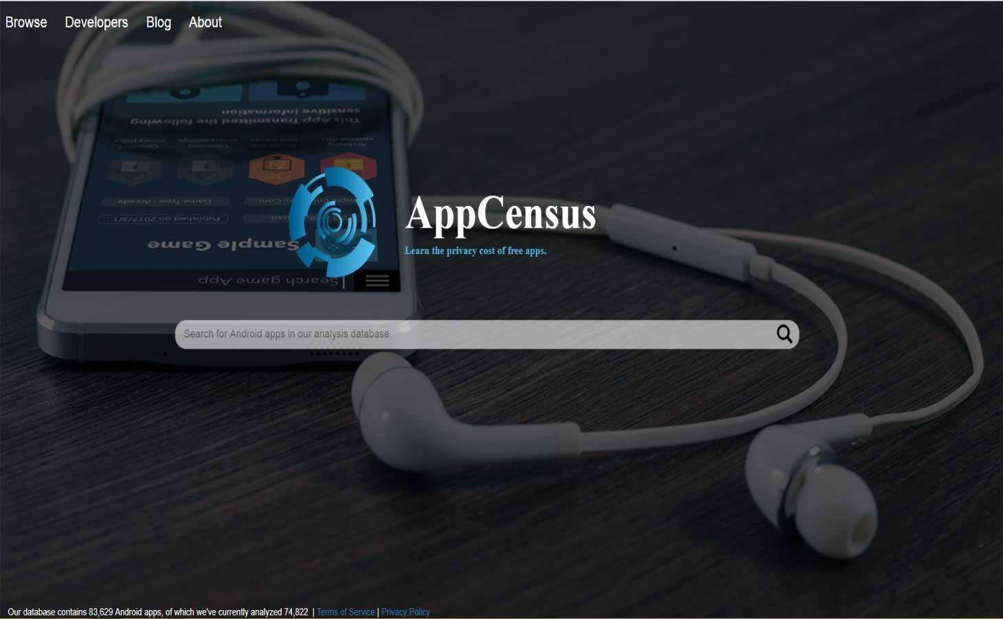 AppCensus