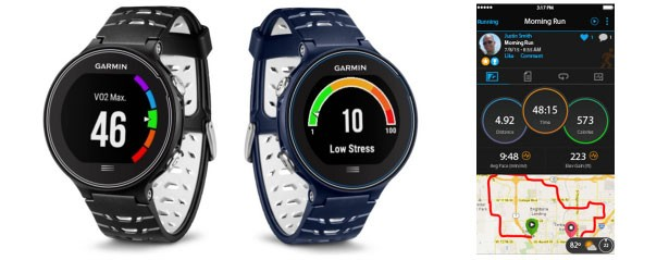 The Garmin Forerunner 630 is a leading dedicated smartwatch for runners