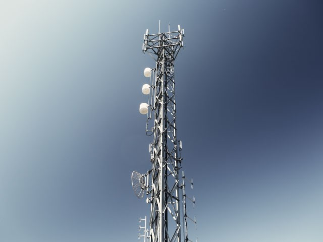 Cellphone tower for GPS