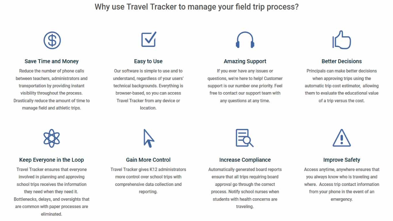 Travel Tracker