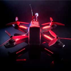 Nicholas Horbaczewski and Matthew Evans: Drone Racing League in 2018