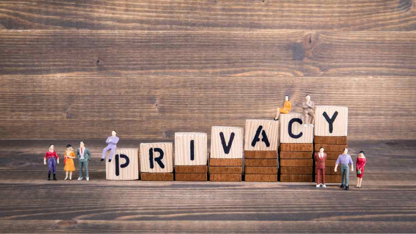 Privacy first, please